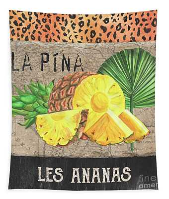 Tropical Palms 5 Tapestry