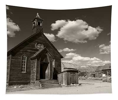 Bodie California Photographs Wall Tapestries