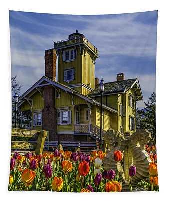 Tulips Af Hereford Light Tapestry