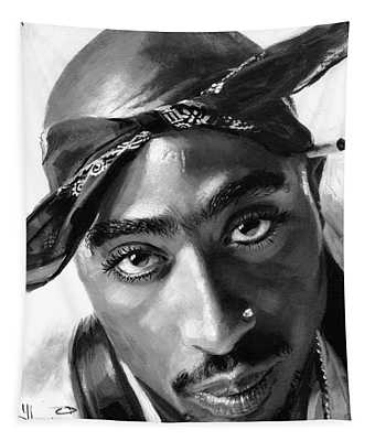 Tupac Shakur Tapestry