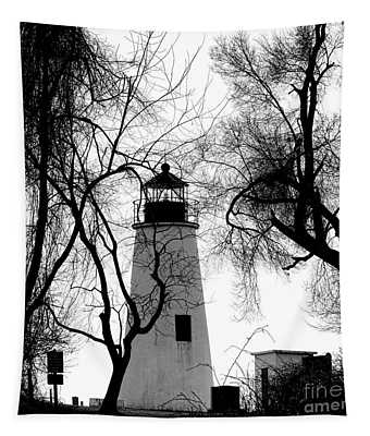 Turkey Point Lighthouse Tapestry