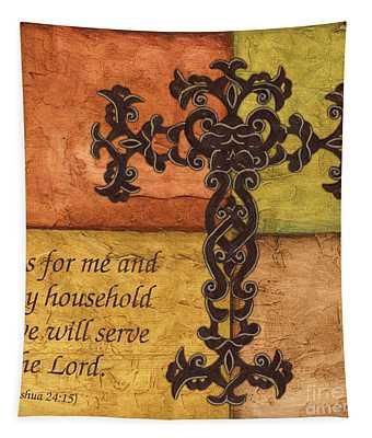 Tuscan Cross Tapestry
