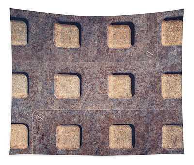 Twelve Squares Tapestry