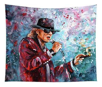 Udo Lindenberg 01 Tapestry