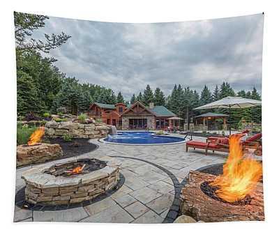 Ultimate Backyard Tapestry