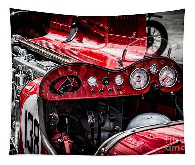 Under The Hood Tapestry