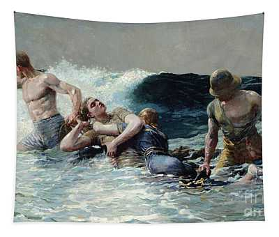 Undertow Wall Tapestries