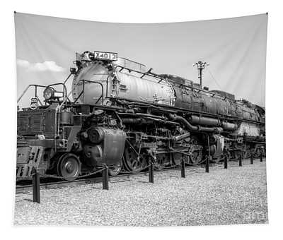 Union Pacific 4012 Tapestry
