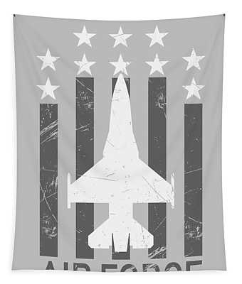 United States Air Force 1 Tapestry