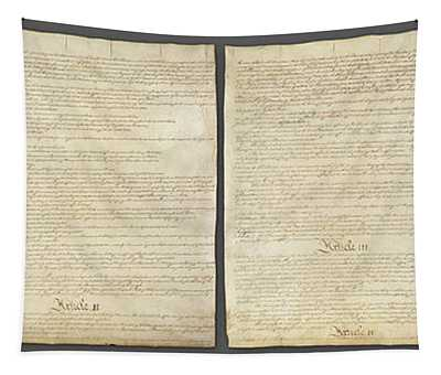 United States Constitution, Usa Tapestry