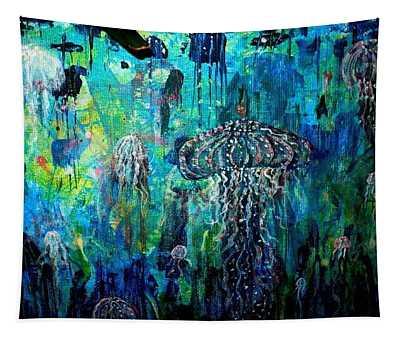 Ocean Deep Tapestry