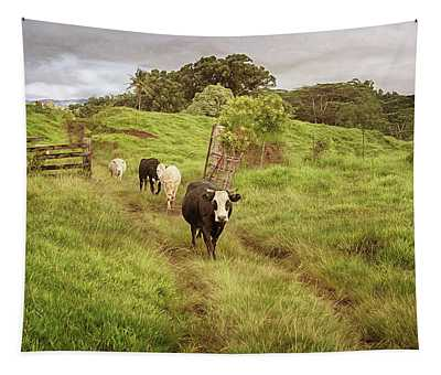 Upcountry Ranch Tapestry