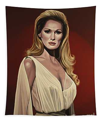 Ursula Andress 2 Tapestry