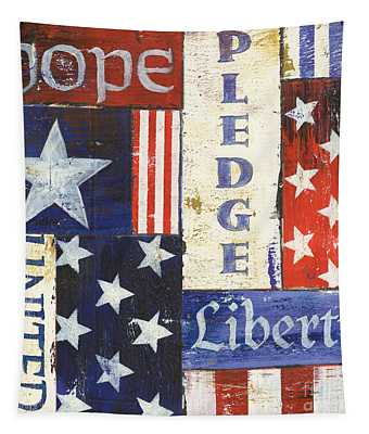 Usa Pride 1 Tapestry
