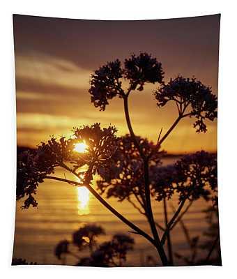 Valerian Sunset Tapestry