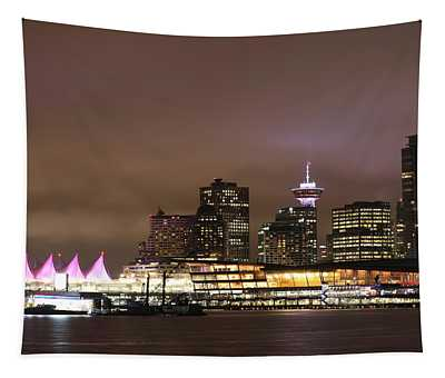 Vancouver Canada Place Tapestry