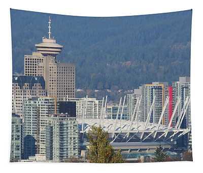 Vancouver Stadium Tapestry