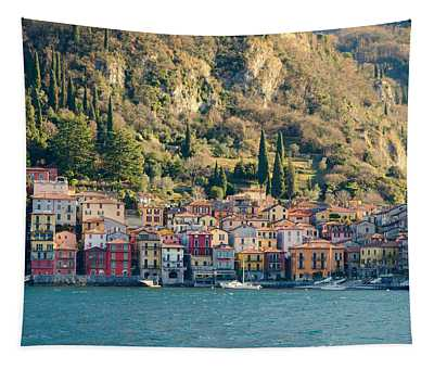 Varenna Village Tapestry