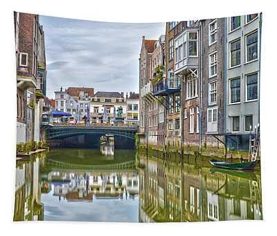 Venetian Vibe In Dordrecht Tapestry