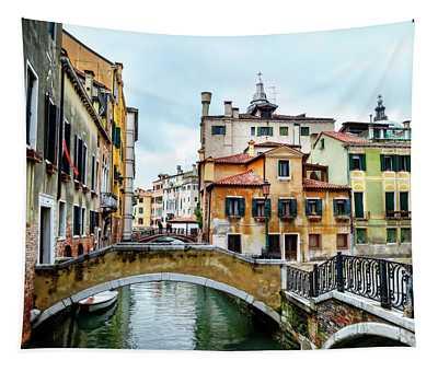 Venice Neighborhood Tapestry