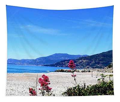 Ventimiglia Italia Tapestry