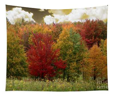 Vermont Drive Tapestry