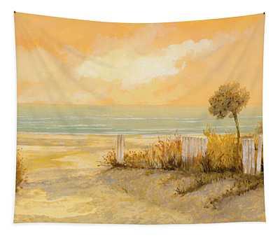 Verso La Spiaggia Tapestry
