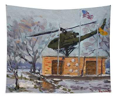 Veterans Memorial Park In Tonawanda Tapestry