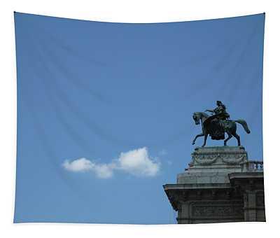 Vienna Sky Tapestry