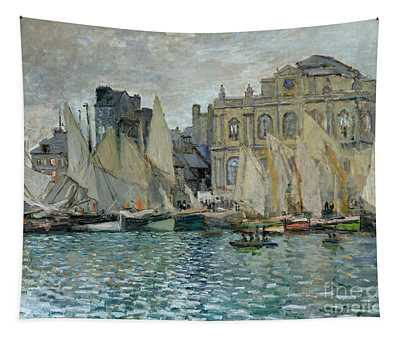 View Of Le Havre Tapestry