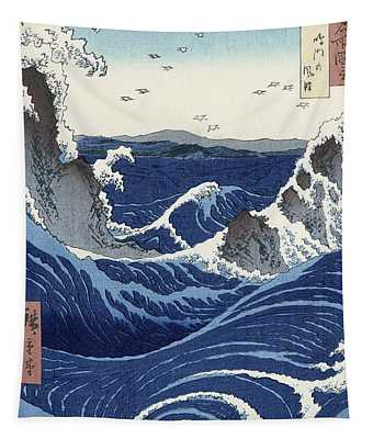 Ukiyo-e Wall Tapestries