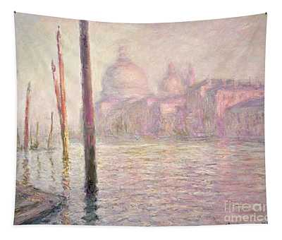 View Of Venice Tapestry