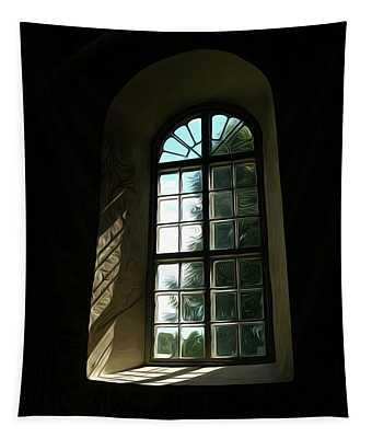 Viking Church Window Tapestry