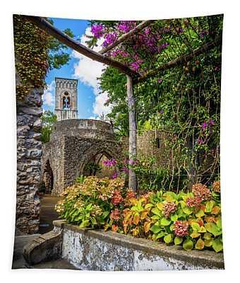 Villa Rufolo Arbor Tapestry