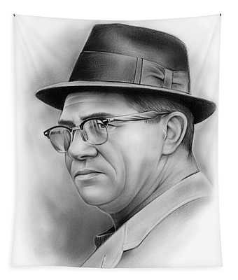 Vince Lombardi Tapestry