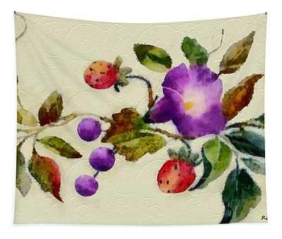 Vintage Charm Tapestry