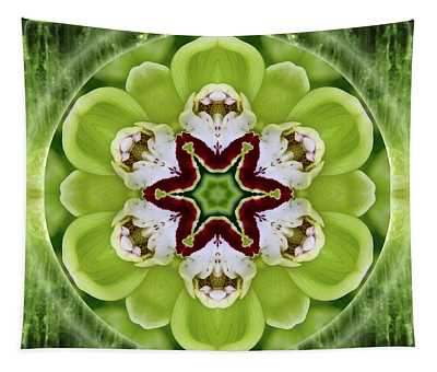 Vitality Of Love Tapestry