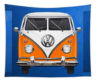 Vw Bus Wall Tapestries