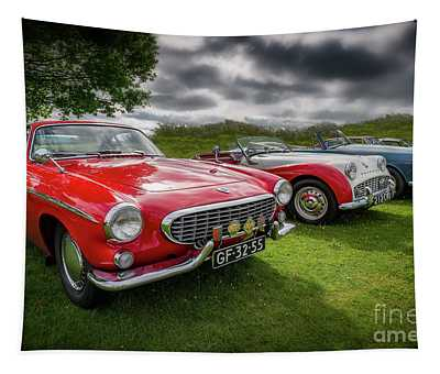 Volvo P1800 Coupe  Tapestry