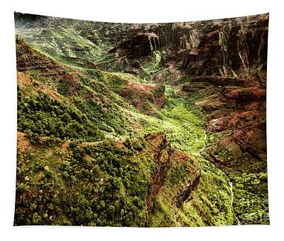 Waimea Canyon Tapestry