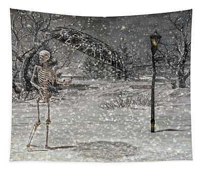 Waiting On A Friend Tapestry