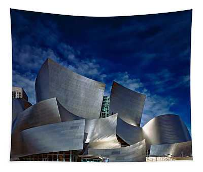 Walt Disney Concert Hall Tapestry