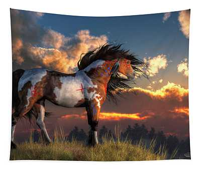 Warhorse Tapestry