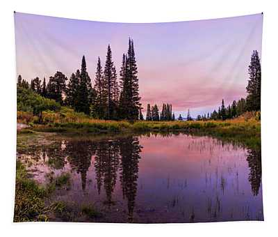 Wasatch Back Tapestry