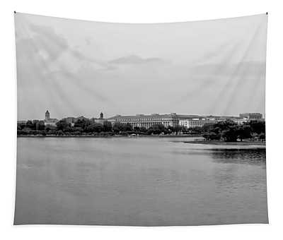 Washington Landmarks Tapestry