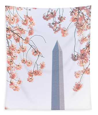 Washington Monument Spring Celebration  Tapestry