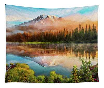 Washington, Mt Rainier National Park - 04 Tapestry