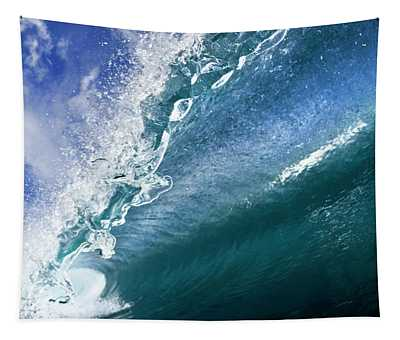 Water Confetti Tapestry