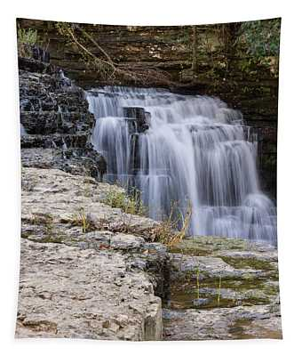 Water In Motion Tapestry