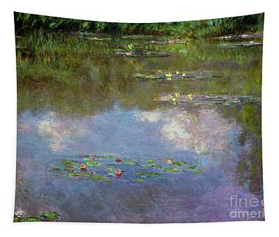 Water Lilies, The Cloud, 1903 Tapestry